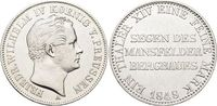 Ausbeutetaler 1848  A Brandenburg-Preussen Friedrich Wilhelm IV. 1840-1... 119,00 EUR kostenloser Versand