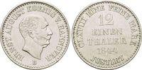 1/12 Taler 1844  B Hannover-Königreich Ernst August 1837-1851. Kl.Kr., ... 15,00 EUR  zzgl. 3,00 EUR Versand