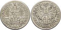 2 Schilling 1726 Hamburg-Stadt  sehr schön  15,00 EUR  zzgl. 3,00 EUR Versand