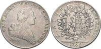 Konventionstaler 1768 Sachsen-Albertinische Linie Friedrich August III.... 169,00 EUR kostenloser Versand