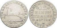 1/12 Taler 1791  MC Braunschweig-Wolfenbüttel Karl Wilhelm Ferdinand 17... 39,00 EUR  zzgl. 3,00 EUR Versand