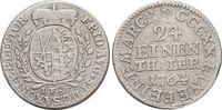 1/24 Taler 1764 Sachsen-Albertinische Linie Friedrich August III. 1763-... 15,00 EUR  zzgl. 3,00 EUR Versand