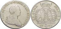 2/3 Taler(Gulden) 1765 Sachsen-Albertinische Linie Friedrich August III... 39,00 EUR  zzgl. 3,00 EUR Versand