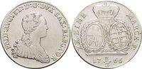 2/3 Taler(Gulden) 1766 Sachsen-Albertinische Linie Friedrich August III... 49,00 EUR  zzgl. 3,00 EUR Versand