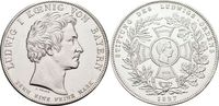 Geschichtstaler 1827 Bayern Ludwig I. 1825-1848. Winz.Kr.a.Vs., vorzüg... 550,00 EUR kostenloser Versand