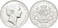 Vereinstaler 1871 Bayern Ludwig II. 1864-1886. Min.Kr., vorzüglich  295,00 EUR kostenloser Versand