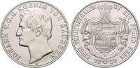 Doppeltaler 1859  F Sachsen-Albertinische Linie Johann 1854-1873. Min.K... 425,00 EUR kostenloser Versand