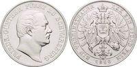 Vereinstaler 1866 Schwarzburg-Rudolstadt Friedrich Günther 1807-1867. s... 229,00 EUR kostenloser Versand