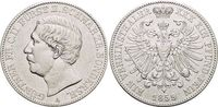 Vereinstaler 1859  A Schwarzburg-Sondershausen Günther Friedrich Karl ... 179,00 EUR kostenloser Versand