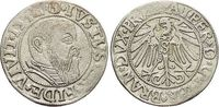 Groschen 1542 Preussen-Herzogtum (Ostpreussen) Albrecht von Brandenburg... 24,00 EUR  zzgl. 3,00 EUR Versand