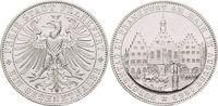 Vereinstaler 1863 Frankfurt-Stadt  Winz.Kr., gereinigt, vorzüglich - S... 289,00 EUR kostenloser Versand