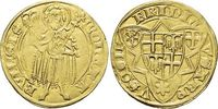 Goldgulden  1371-1414 Köln-Erzbistum Fried...