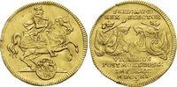 Gold-Dukat 1711 Sachsen-Albertinische Lini...