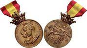 Tragbare Bronze-Medaille 1888 Ausstellungen Barcelona, Stadt (Spanien) ... 185,00 EUR kostenloser Versand