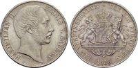 Vereinstaler 1858 Bayern Maximilian II. Joseph 1848-1864. Kl.Rf., schön... 195,00 EUR kostenloser Versand