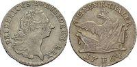 1/4 Taler 1764  F Brandenburg-Preussen Friedrich II. 1740-1786, Münzstä... 99,00 EUR  zzgl. 3,00 EUR Versand