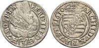 3 Kreuzer (Groschen) 1630 Haus Habsburg / Österreich Ferdinand III. - K... 29,00 EUR  zzgl. 3,00 EUR Versand