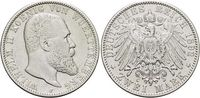 2 Mark 1892  F Württemberg Wilhelm II. 1891-1918. sehr schön - vorzügli... 79,00 EUR  zzgl. 3,00 EUR Versand