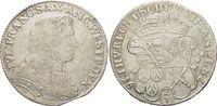 2/3 Taler(Gulden) 1678 Lauenburg-Herzogtum Julius Franz 1666-1689. Schw... 99,00 EUR  zzgl. 3,00 EUR Versand