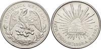 Peso 1908 Mexiko Vereinigte Staaten 1905. Min.Rf., fast vorzüglich  45,00 EUR  zzgl. 3,00 EUR Versand