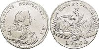 1/4 Taler 1750  A Brandenburg-Preussen Fri...