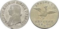 9 Kreuzer 1808  G Brandenburg-Preussen Friedrich Wilhelm III. 1797-1840... 149,00 EUR kostenloser Versand