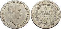 1/6 Taler 1814  A Brandenburg-Preussen Friedrich Wilhelm III. 1797-1840... 59,00 EUR  zzgl. 3,00 EUR Versand