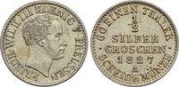 1/2 Silbergroschen 1827  A Brandenburg-Preussen Friedrich Wilhelm III. ... 59,00 EUR  zzgl. 3,00 EUR Versand