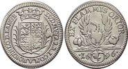 4 Kreuzer(Batzen) 1696 Hohenlohe-Waldenburg - Schillingsfürst Ludwig Gu... 95,00 EUR  zzgl. 3,00 EUR Versand