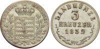 3 Kreuzer 1832  L Sachsen-Meiningen Bernhard Erich Freund 1803-1866. se... 25,00 EUR  zzgl. 3,00 EUR Versand