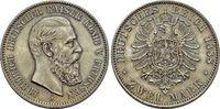 2 Mark 1888  A Preußen Friedrich III. 1888. fast Stempelglanz  89,00 EUR  zzgl. 3,00 EUR Versand