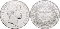 Doppeltaler 1841 Bayern Ludwig I. 1825-1848. Min.Kr., vorzüglich +  495,00 EUR kostenloser Versand