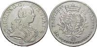 Konventionstaler 1762 Württemberg Karl Eugen 1744-1793. sehr schön +  385,00 EUR kostenloser Versand