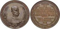 Bronze 1900 Haus Habsburg / Österreich Franz Joseph I. 1848-1916. Schön... 65,00 EUR  zzgl. 3,00 EUR Versand
