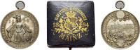 AR-Medaille 1894 Mainz-Stadt  Mit Orginalö...