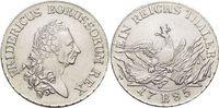 Taler 1785  B Brandenburg-Preussen Friedrich II. 1740-1786, Münzstätte... 379,00 EUR kostenloser Versand
