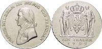 Taler 1799  A Brandenburg-Preussen Friedrich Wilhelm III. 1797-1840. f... 279,00 EUR kostenloser Versand