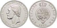 Vereinstaler 1870  A Mecklenburg-Strelitz Friedrich Wilhelm 1860-1904. ... 189,00 EUR kostenloser Versand