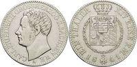 Taler 1841  A Sachsen-Weimar-Eisenach Carl Friedrich 1828-1853. fast vo... 289,00 EUR kostenloser Versand
