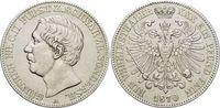 Vereinstaler 1870  A Schwarzburg-Sondershausen Günther Friedrich Karl ... 159,00 EUR kostenloser Versand