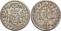 4 Kreuzer(Batzen) 1718 Salzburg-Erzbistum Franz Anton von Harrach 1709-... 29,00 EUR  zzgl. 3,00 EUR Versand