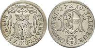 4 Kreuzer(Batzen) 1719 Salzburg-Erzbistum Franz Anton von Harrach 1709-... 39,00 EUR  zzgl. 3,00 EUR Versand