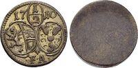 Einseitiger 1/2 Kreuzer 1710 Salzburg-Erzbistum Franz Anton von Harrach... 22,00 EUR  zzgl. 3,00 EUR Versand