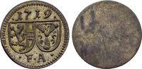 Einseitiger Pfennig 1719 Salzburg-Erzbistum Franz Anton von Harrach 170... 49,00 EUR  zzgl. 3,00 EUR Versand