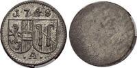 Einseitiger Pfennig 1748 Salzburg-Erzbistum Andreas Jakob von Dietrichs... 59,00 EUR  zzgl. 3,00 EUR Versand