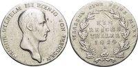 Taler 1814  A Brandenburg-Preussen Friedrich Wilhelm III. 1797-1840. Kl... 49,00 EUR  zzgl. 3,00 EUR Versand