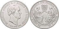 Ausbeutetaler 1854 Sachsen-Albertinische Linie Friedrich August II. 183... 259,00 EUR kostenloser Versand