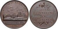 Bronze 1829 Baden-Heidelberg, Stadt  vorzüglich - Stempelglanz  125,00 EUR kostenloser Versand