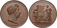 Bronze-Medaille 1834 Brandenburg-Preussen - Personenmedaillen Wiebel, J... 79,00 EUR  zzgl. 3,00 EUR Versand