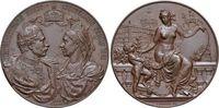 Bronze-Medaille 1891 Brandenburg-Preussen Wilhelm II. 1888-1918. Vs.win... 79,00 EUR  zzgl. 3,00 EUR Versand